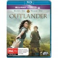 OUTLANDER - SEASON 1 PART 1 (BLU RAY)