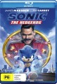 Sonic The Hedgehog (Blu Ray)