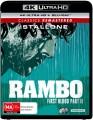 Rambo 2 (4K UHD Blu Ray)