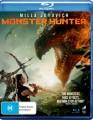 Monster Hunter (Blu Ray)