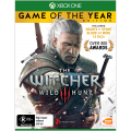 The Witcher 3 - Wild Hunt Game Of The Year Edition (Xbox One Game)