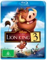 Lion King 3 (Blu Ray)