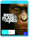 RISE OF THE PLANET OF THE APES (BLU RAY)