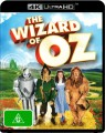 The Wizard Of Oz (4K UHD Blu Ray)