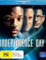 INDEPENDENCE DAY  (BLU RAY)