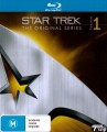 Star Trek - Original Series: Complete Season 1 (Blu Ray)