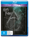 HARRY POTTER AND THE DEATHLY HALLOWS PART 2 (LIMITED SPECIAL EDITION) (BLU RAY)
