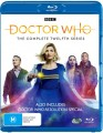 Doctor Who (2020) - Complete Season 12 (Blu Ray)