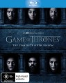 GAME OF THRONES - COMPLETE SEASON 6 (BLU RAY)