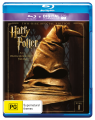 HARRY POTTER AND THE PHILOSOPHERS STONE (LIMITED ED) (BLU RAY)