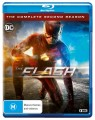 FLASH - COMPLETE SEASON 2 (BLU RAY)