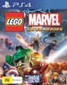 LEGO MARVEL SUPER HEROES (PS4 Game)