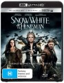 Snow White And The Huntsman (4K Blu Ray UHD)