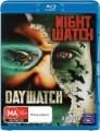 Night Watch / Day Watch (Blu Ray)