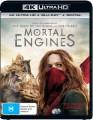 Mortal Engines (4K UHD Blu Ray)