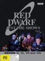 RED DWARF - SERIES 5-8 DIGIPACK (RED DWARF JUST THE SHOWS)