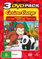 CURIOUS GEORGE - VOLUMES 1-3