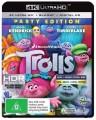 Trolls (4K UHD Blu Ray)