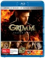 GRIMM - COMPLETE SEASON 5 (BLU RAY)