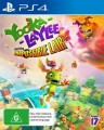 Yooka Laylee And The Impossible Lair (PS4 Game)