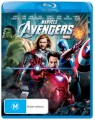 The Avengers (2012) (Blu Ray)