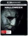 Halloween (2018) (4K UHD Blu Ray)