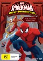 Ultimate Spider-Man - Web-Warriors - The Avenging Spider-Man