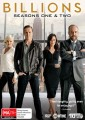 Billions - Seasons 1-2