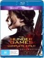 HUNGER GAMES - COMPLETE COLLECTION (BLU RAY)