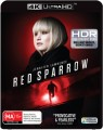 Red Sparrow (4K UHD Blu Ray)
