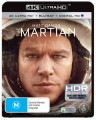 The Martian (4K Blu Ray UHD)