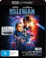 Valerian And The City Of A Thousand Planets (4K UHD Blu Ray)