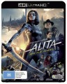 Alita - Battle Angel (4K UHD Blu Ray)