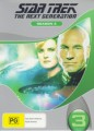 STAR TREK - NEXT GENERATION: COMPLETE SEASON 3