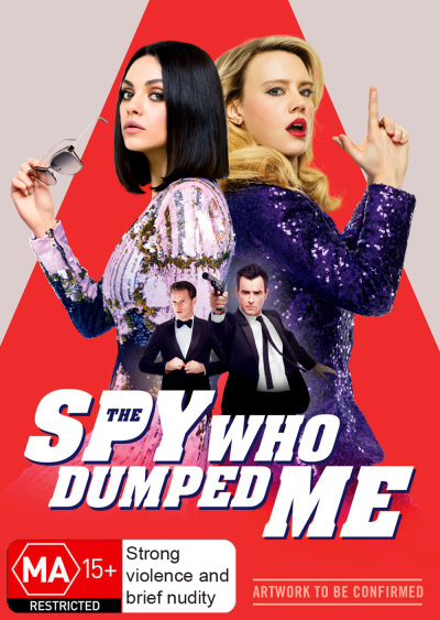 Buy The Spy Who Dumped Me DVD