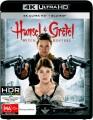Hansel And Gretel - Witch Hunters (4K UHD Blu Ray)