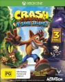 Crash Bandicoot NSane Trilogy (Xbox One Game)