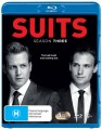 Suits - Complete Season 3 (Blu Ray)