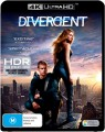 Divergent (4K UHD Blu Ray)