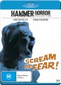 HAMMER HORROR - SCREAM OF FEAR (BLU RAY)