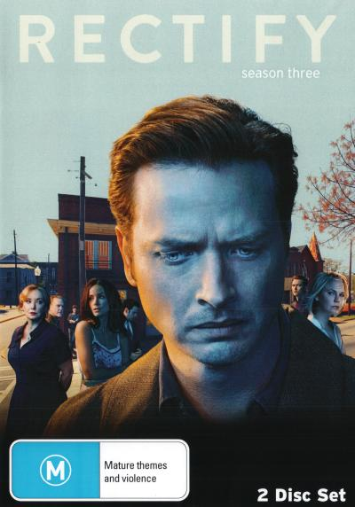 Buy Rectify Season 3 Dvd At Dvdland