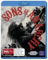 Sons Of Anarchy - Complete Season 3 (Blu Ray)