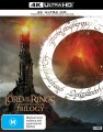 Lord Of The Rings Trilogy (4K UHD Blu Ray)