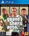 Grand Theft Auto V Premium Edition (PS4 Game)