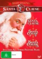 Santa Clause 1, 2 and 3