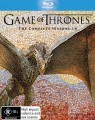 GAME OF THRONES - SEASONS 1-6 (BLU RAY)