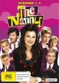THE NANNY - SEASONS 1-3