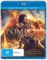 Pompeii (3D Blu Ray)