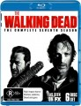 WALKING DEAD - COMPLETE SEASON 7 (BLU RAY)