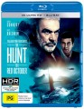 The Hunt For Red October (4K UHD Blu Ray)